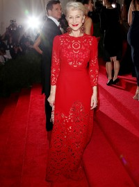 All The Dresses From The Met Institute Gala 2015