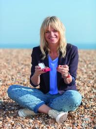 Zoe Ball's Healthy Eating Tips