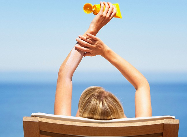 Is Your Sun Cream Putting You At Risk?