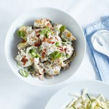 Bacon And Watercress Potato Salad
