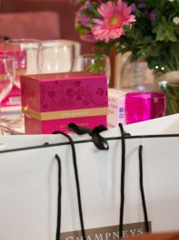 Champneys And Pink Ribbon Team Up For This Year's Luncheon