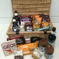 WIN! The Ultimate Gluten Free Goodie Hamper With Eating Smart
