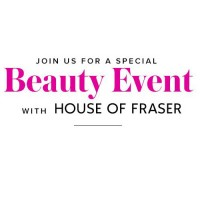 Join Us At A Special Beauty Event With House of Fraser