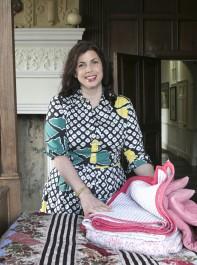 Kirstie Allsopp At The Handmade Fair