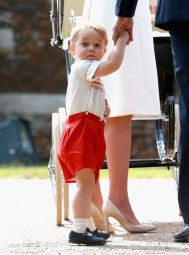 Prince George Clothes: What Will He Wear Next?