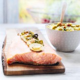 Spiced Indian-Style Salmon