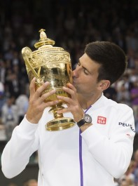 All The Action From Wimbledon 2015