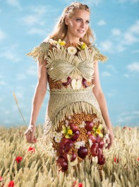 This Might Just Be The Most Impressive Dress You've Ever Seen...