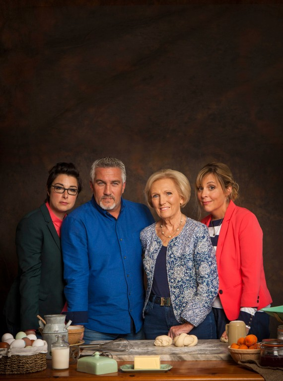 Great British Bake Off 2015 - The Great British Bake Off ...