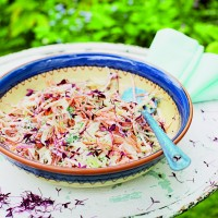 Coconut Summer Slaw