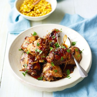 Chinese Five-Spice Chicken with Sweetcorn