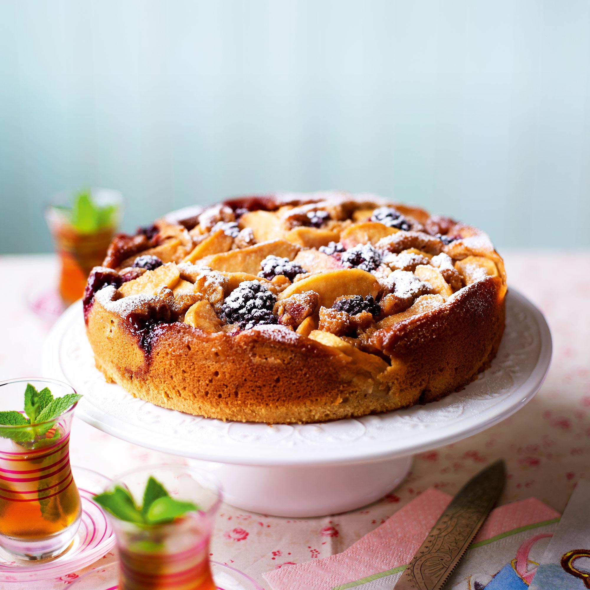 Apple And Cranberry Cake Uk