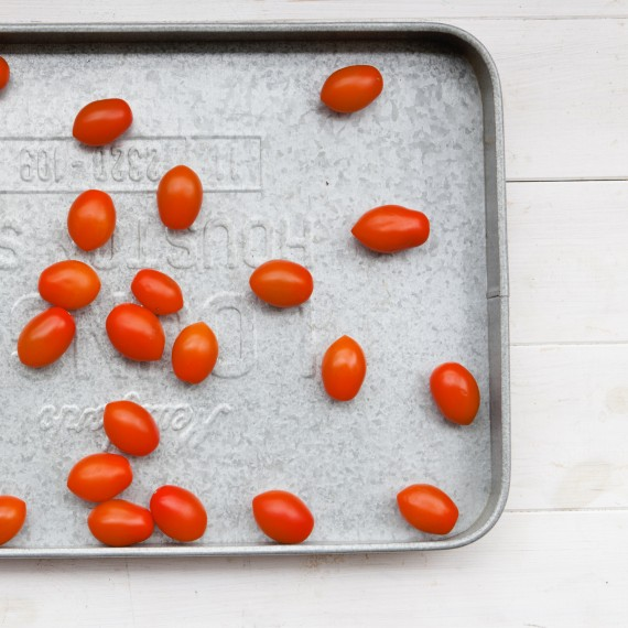 Kitchen Tricks - Cherry Tomatoes
