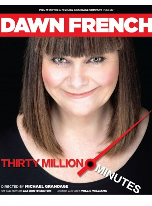 Your Invitation! Join Us For An Exclusive Evening With Dawn French!