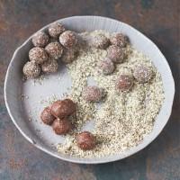 Jamie Oliver's Tasty Energy Balls