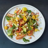 Jamie Oliver's Grilled Corn and Quinoa Salad