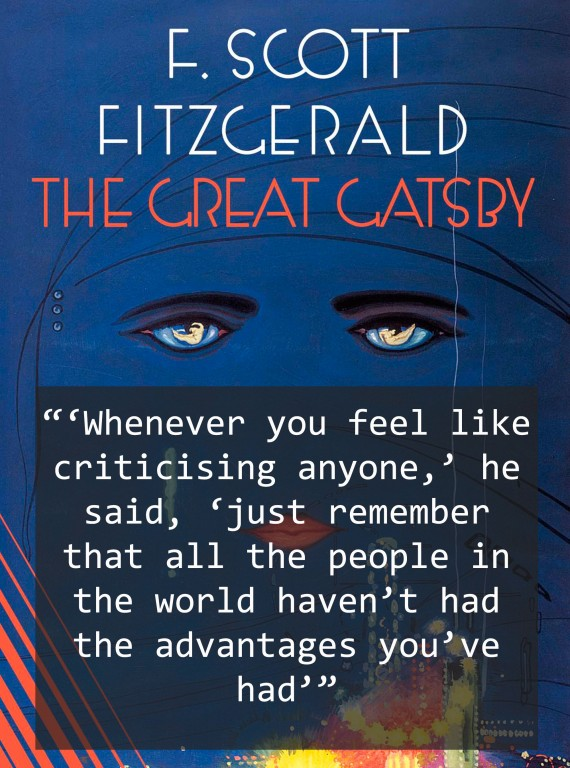 quote exercise the great gatsby Get an answer for 'what are some quotes describing nick carraway and his purpose in the great gatsby' and find homework help for other the great gatsby questions at.