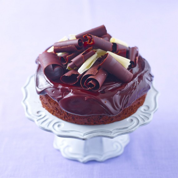 Chocolate Truffle Torte