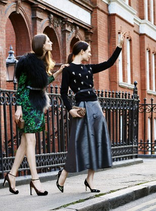 Our Pick Of The Party Dresses To Sparkle In This Season