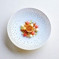 James Martin's Melon and Honeycomb Cheesecake