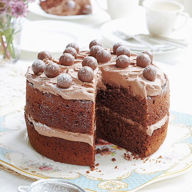 Fullers Chocolate Layer Cake