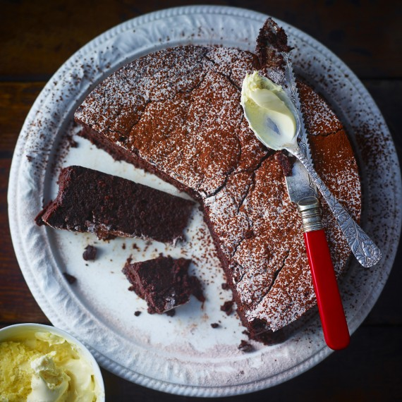 Rich Chocolate Cake Images : Rich Chocolate Cake - Woman And Home