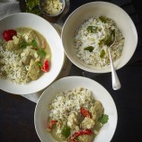 Creamy Chicken And Coconut Curry