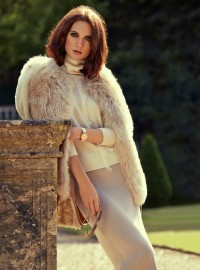Faux Fur Coats To Wrap Up In This Winter