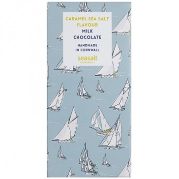 Caramel Sea Salt Chocolate