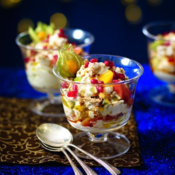 Tropical Eton Mess - Woman And Home
