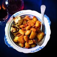 Mini Roast Potatoes With Garlic And Thyme