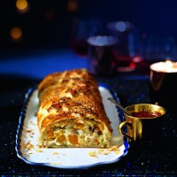 Goats� Curd And Squash Wellington
