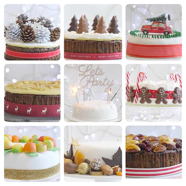 Christmas Cake Decorating Ideas  Woman And Home ~ 222742_Cake Decoration Ideas Diy