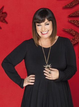 dawn french according to yes