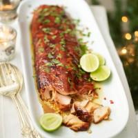 Asian Sticky Salmon