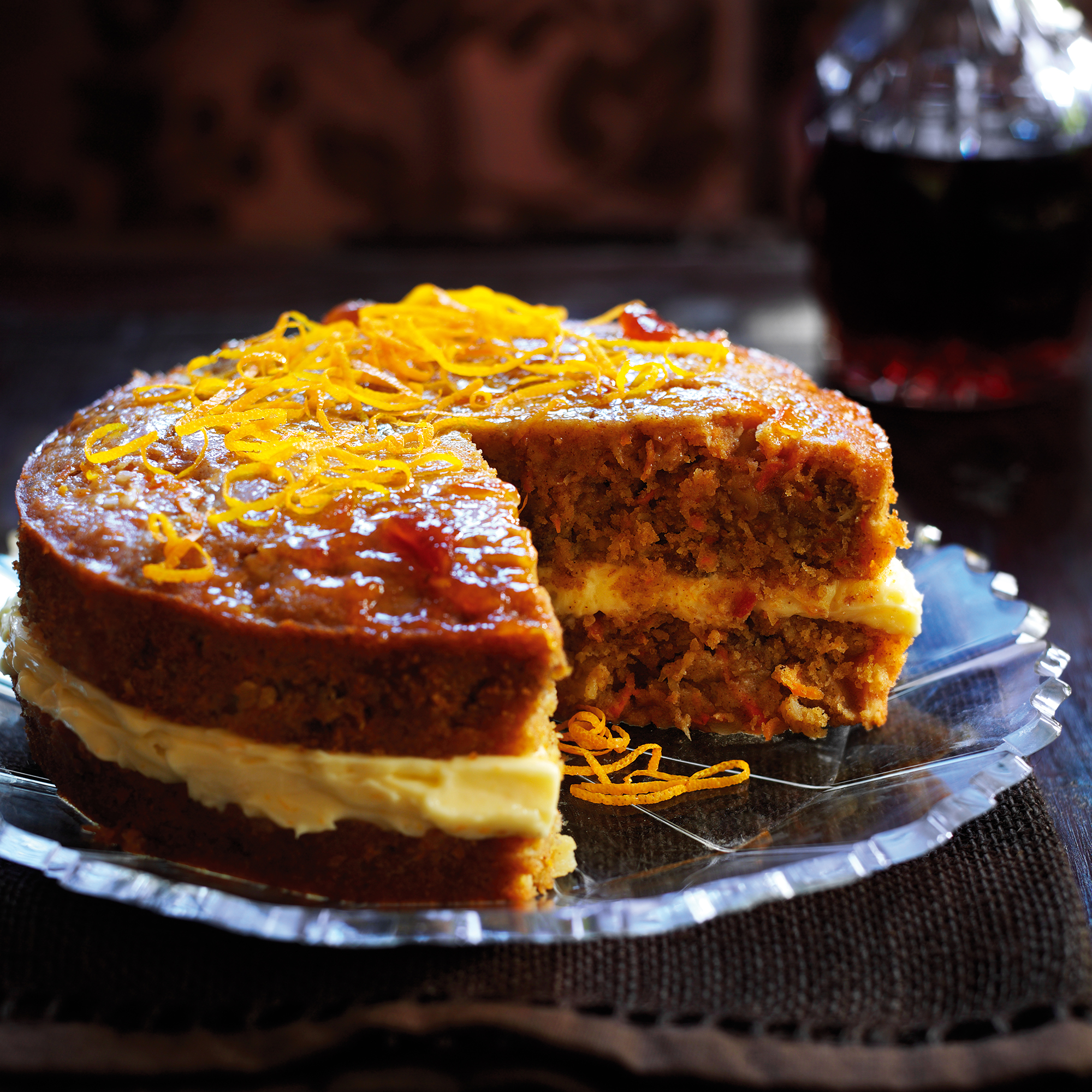 Waitrose Magazine Carrot Cake Recipe
