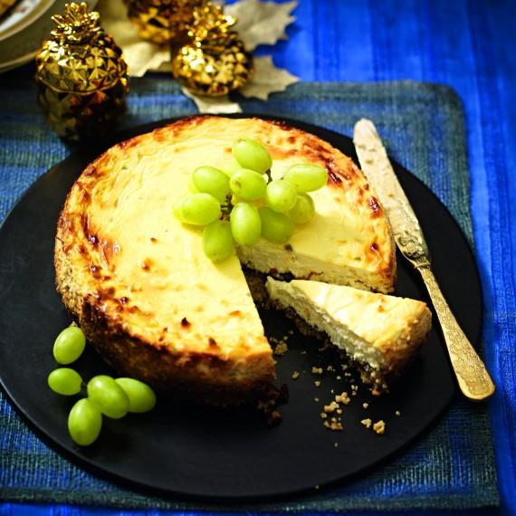 Savory Cheesecake