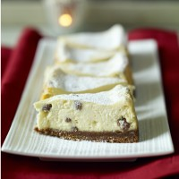 Rum And Ginger Cheesecake
