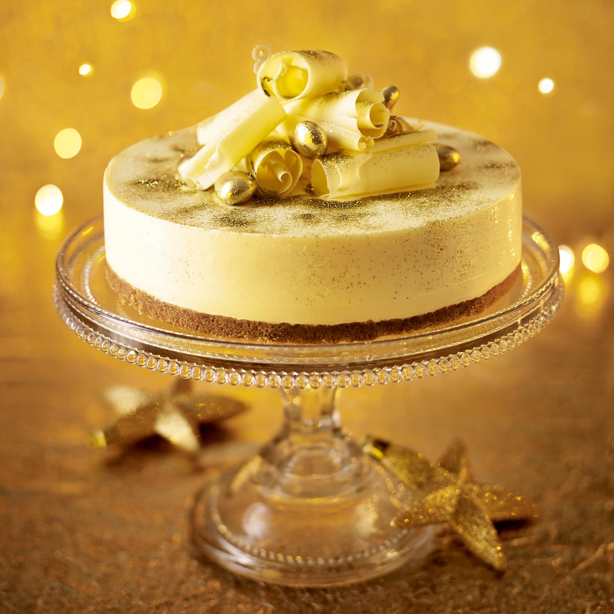 White Chocolate Cheesecake - Woman And Home