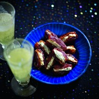 Medjool Dates Stuffed With Roquefort