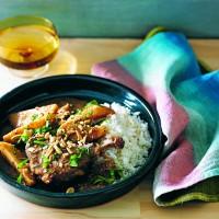 Slow Cooker Duck Massaman Curry