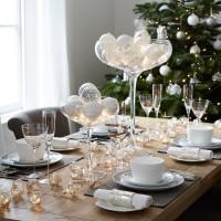 VIDEO: Christmas Table Decoration Ideas