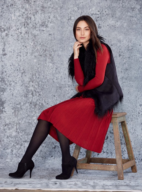 winter dress image