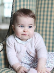 Guess Which Royal Princess Charlotte Looks Just Like As A Baby...