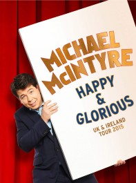 VIDEO: Watch Our Exclusive Clip From Michael McIntyre�s Tour