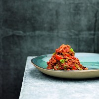Tom Kerridge's Green Chilli Con Carne