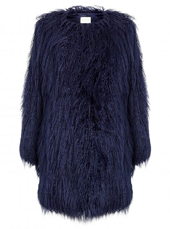 Faux Fur Coats East Faux Fur Coat 163 59 Woman And Home