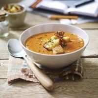 Storecupboard Lentil Soup