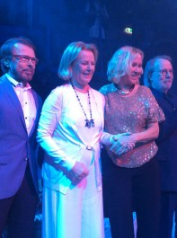 ABBA Reunite For The First Time In 8 Years