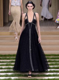 The Most Stunning Chanel Gowns At Haute Couture Fashion Week